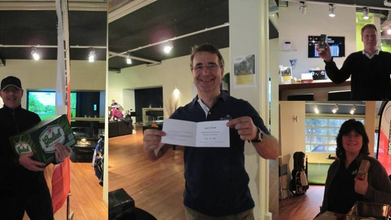 Z Ryder Cup Round 4 – and the leaderboard winner is…