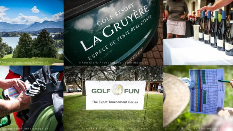 Frambois, Fores and Fin Bec – Round 6 at Gruyére GC