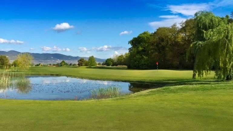 Z Friendly Round Alsace Golf Links GC